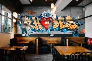 Ribs & Burgers Rhodes
