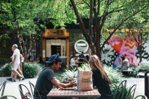 Ribs & Burgers Central Park