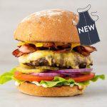 Wagyu Big Cheese & Bacon Burger