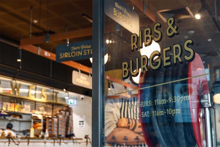 Bella Vista Ribs & Burgers